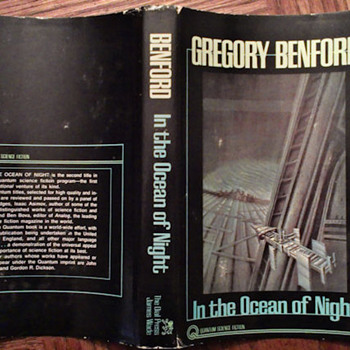 In the Ocean of Night by Gregory Benford - Books