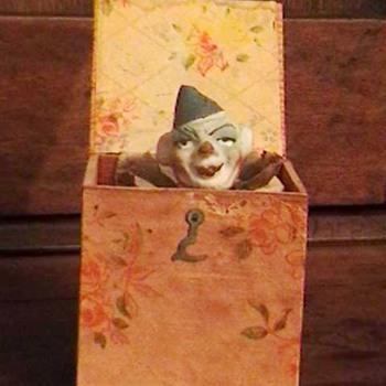 1920's German Jack in the Box