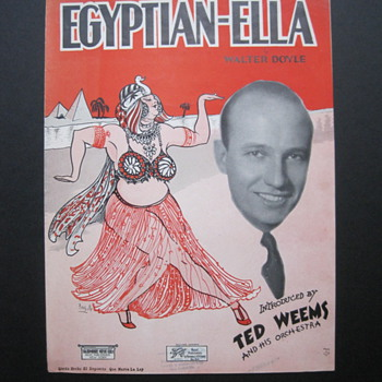 Egyptian Ella - Music
