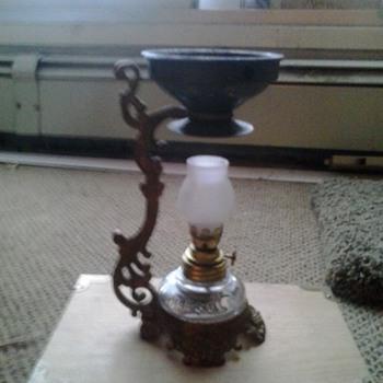 My Complete Vapo Cresoline Lamp