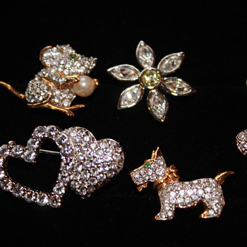 Swarovski Eye Candies - Costume Jewelry