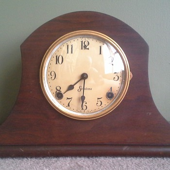 Curious about my Sessions Mantle Clock (#8333)