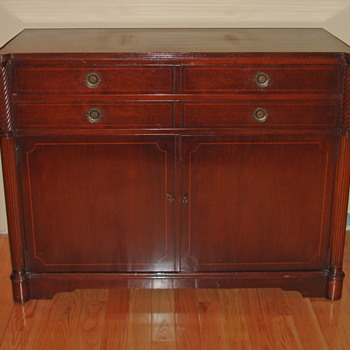 Antique Dexter Buffet by Grand Rapids Chair Company