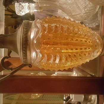 My grandmother just gave me this really old genuine venetian decanter with some 50+ you mystery scotch in it. The cork is broke - Bottles