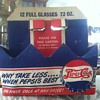 Early 1940s Pepsi 6 Pack Carton 