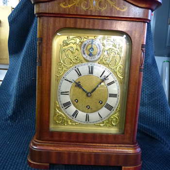Gustave Becker Mantle Clock - Clocks