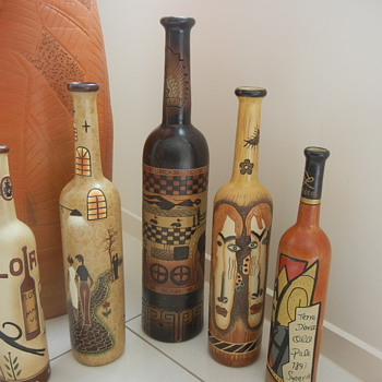 Would like to know about these bottles - Bottles