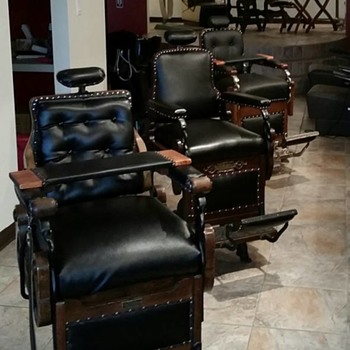GRAND CUTS Barber Chairs in Spring, Texas