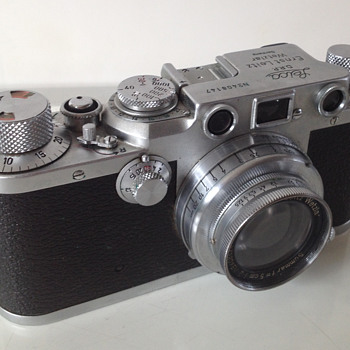 Leica Wetzlar camera and equipment - Cameras