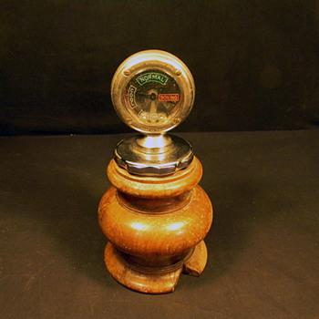 Wilmot Calorimeter, Birmingham, England - Art Deco