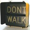 1980 Winko-Matic pedestrian signal from New York City