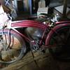 Hiawatha Bicycle  in attic