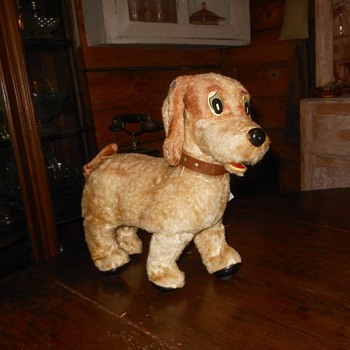 Battery Operated Dog Japan - Toys