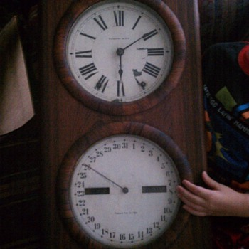 Any info on this style clock?
