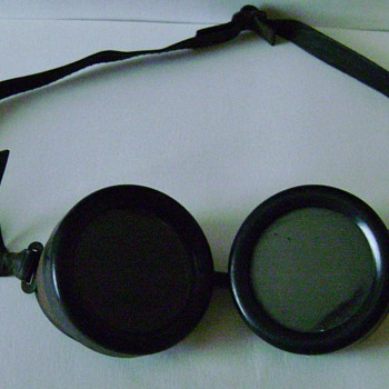 Vintage Welders Goggles - Tools and Hardware