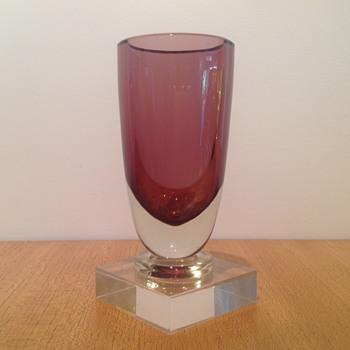 STRÖMBERGSHYTTAN B445 - ASTA STRÖMBERG - Art Glass