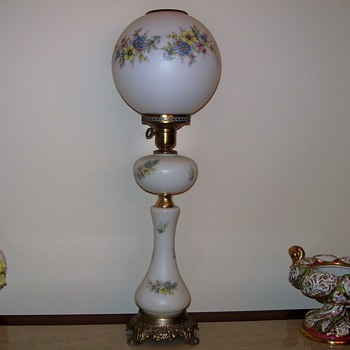 Buffet Lamp c.1806 - Lamps