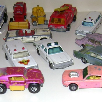 Matchbox Collection - Toys