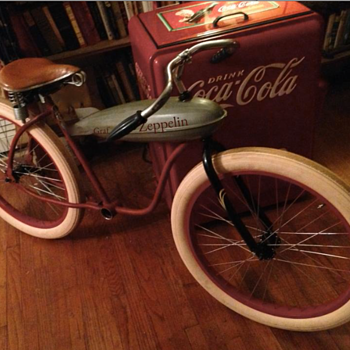 My Graf Zeppelin Bike - Sporting Goods