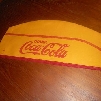 More Coca-Cola Soda Jerk caps...