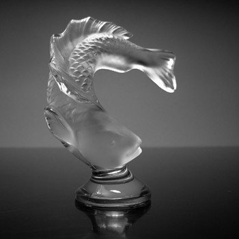 LALIQUE-FRANCE - Art Glass
