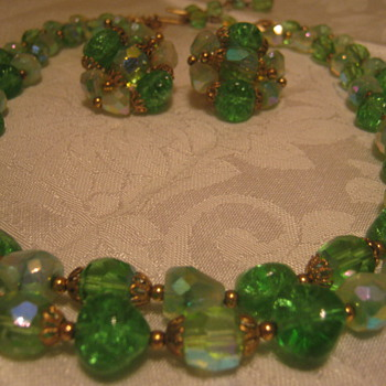 Vtg Trifari Demi - Costume Jewelry