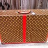 pre 1945 Louis Vuitton Alger 70 suitcase