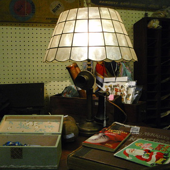 kellogg phone lamp - Lamps