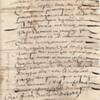 """Mathurin Gagnon""""ChurchWarden Document""""1662"""