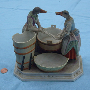 Ducky Washerwomen