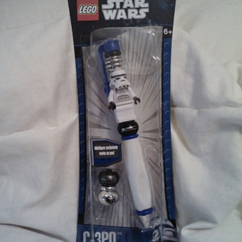 Star Wars Lego Pen