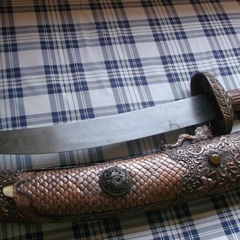asian sword  - Asian
