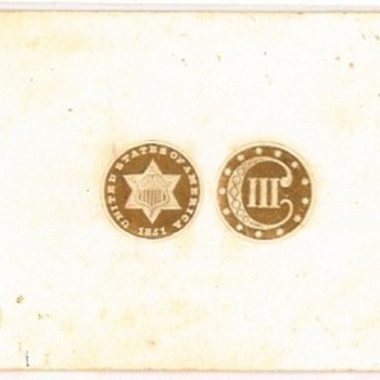 Trime & Postal History - US Coins