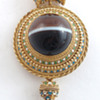 Victorian Archaeological Revival pendant