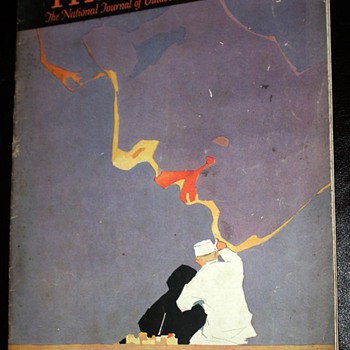 The Poster - October, 1927