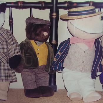 Little Folk Collection G. McBride from Tiverton Devon England  - Animals
