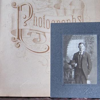 Antique Family Photos - Photographs