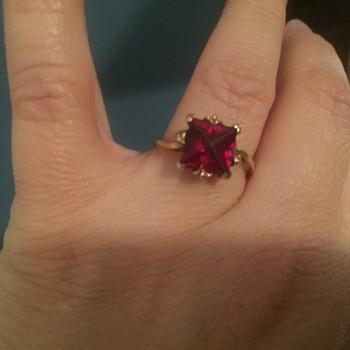 Garnet or Ruby?