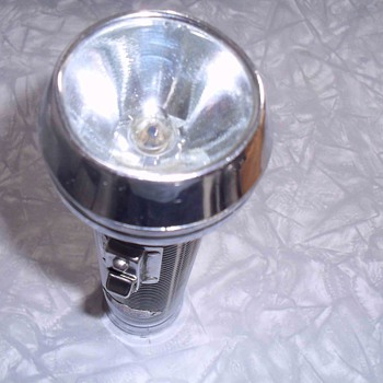 RayOvac sportsman flashlight.
