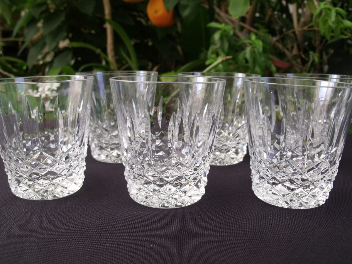 waterford fine crystal glasses collectors weekly