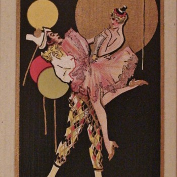 Russell Playing Card Co New York Hippodrome - Cards