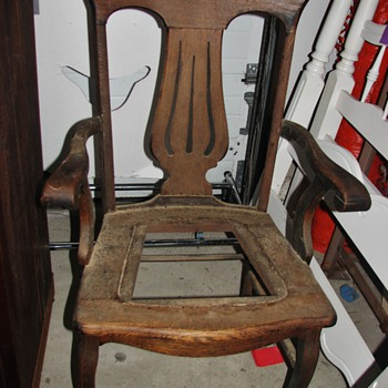 SK Pierce & Sons Chair