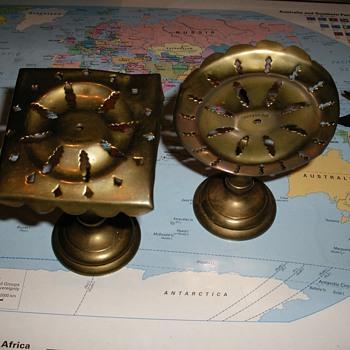 2 mystery Victorian Brass items Patent 7JZ - still struggling to solve! - Victorian Era