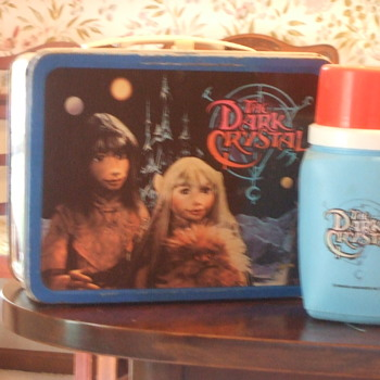 Metal lunchboxes, very nice condition with thermos