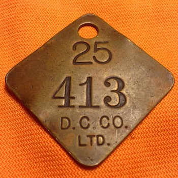 Coal Miners Dog Tags