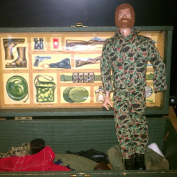 1960's G.I. Joe & other Boys Dolls - Toys
