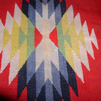 woven  textile  - Rugs and Textiles
