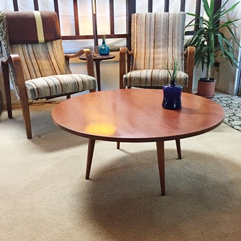 McCobb Round Coffee Table - FOUND