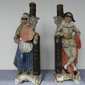 La Chatelaine Cognac - Figurines