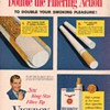 1954 Viceroy Cigarette Advertisement